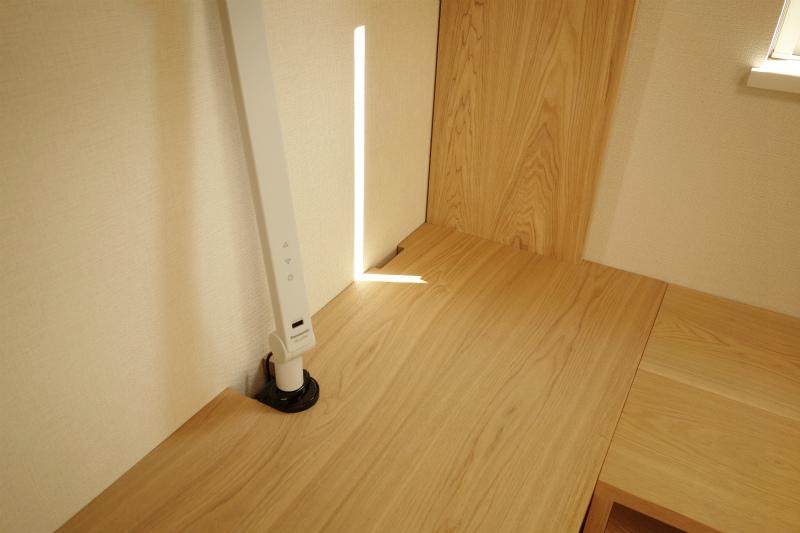 ライト取り付け穴
